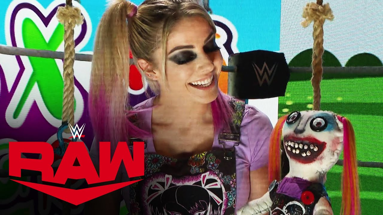 Alexa Bliss Says Someone Has Caught Lilly's Eye On RAW