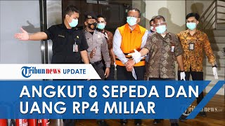 Geledah Rumah Dinas Edhy Prabowo, KPK Angkut 8 Sepeda, Uang Rp4 Miliar serta Dokumen lainnya