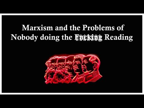 What Should New Marxists Do?