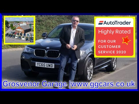 BMW X4 2.0 XDRIVE20D M SPORT 4DR AUTOMATIC