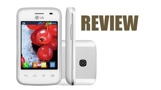 Review: LG Optimus L1 II E415f Android Dual Chip por menos de R$300