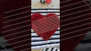 Мягкие коврики в ванную комнату. Высокий ворс. 3 штуки в наборе. Турция. от компании Euro texti VIP - видео 1