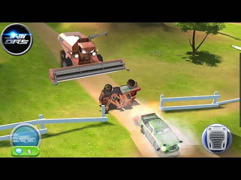 Disney Pixar CARS - Tractor Tipping - Kids