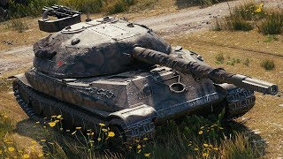 World of Tanks Object 705A - 8 Kills 11,2K Damage