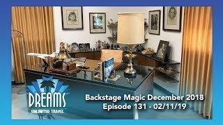 Adventures by Disney Backstage Magic December 2018 | 02/11/19