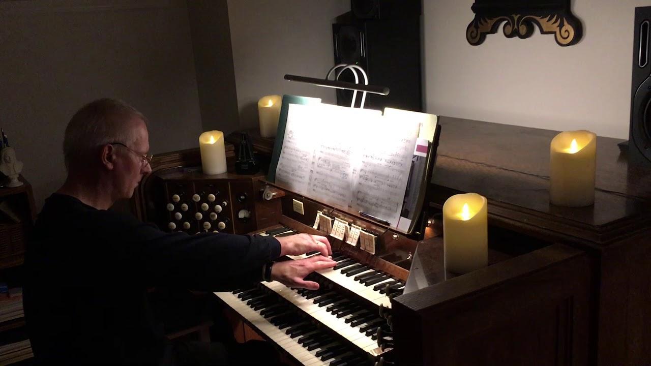 Come Sweet Death – J.S. Bach arr. Virgil Fox
