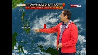BT: Weather update as of 12:16 p.m. (January 19, 2019)