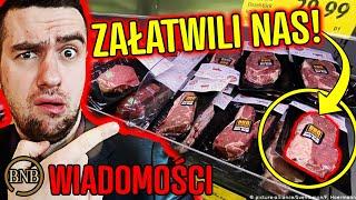 Niemieckie świnie ZNISZCZYŁY polski rynek! Ceny OSTRO w dół | WIADOMOŚCI