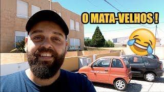 Cultura Automobilistica Portuguesa: Os Mata-Velhos! T01 EP 11