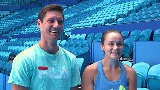 Team Australia quick quiz   Mastercard Hopman Cup 2019