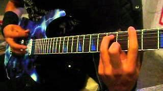 Miles Away (Dreamshade) - Guitar cover by Dennis.AVI