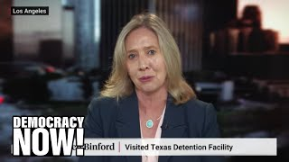 """""""Children are dying"""": Law professor describes migrant detention center"""