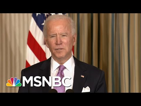 Biden Signs Series Of Executive Orders On Racial Equity | Morning Joe | MSNBC
