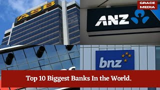 Top 10 Biggest Banks In the World. 2021(New)