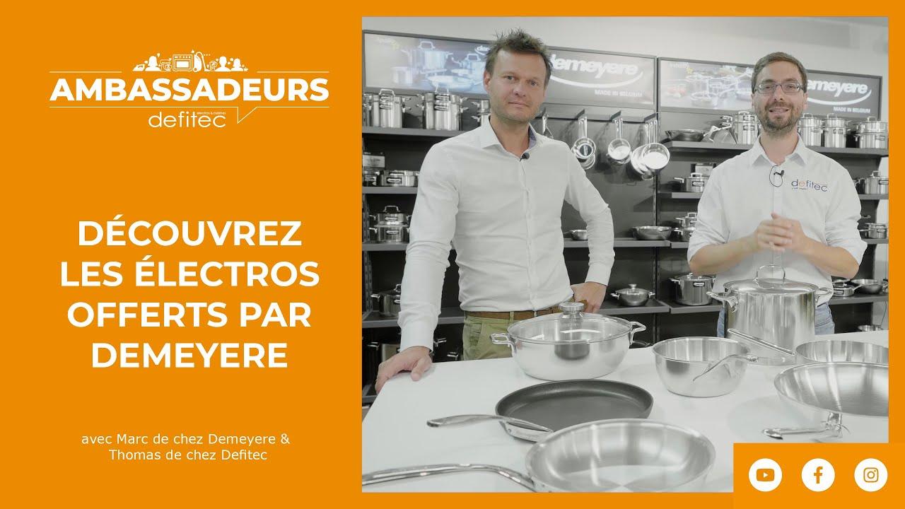 Les casseroles #DEMEYERE de nos futurs Ambassadeurs