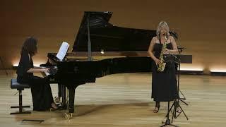 Xelo Giner and Judith Kerstesz plays Florent Schmitt: Légende op.66