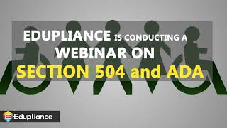 Key Concepts Under Section 504 and the Americans with Disabilities Act