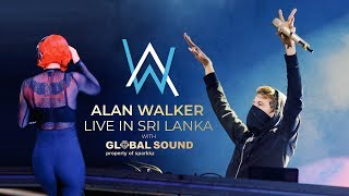 Global Sound With Alan Walker Live In Sri Lanka  2018    Official Aftermovie