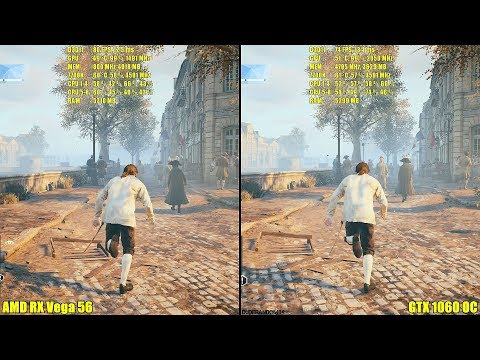 Assassins Creed Unity Walkthrough - Titan Xp Vs GTX 1080 TI Vs GTX