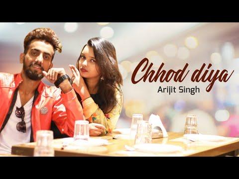 Chhod Diya | Suraj Shukla | Arijit Singh | Bazaar Movie |True real love story |  Dillagi Creation