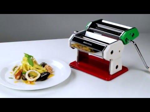 Video Tescoma Delícia Strojek pro připravu těstovin 1