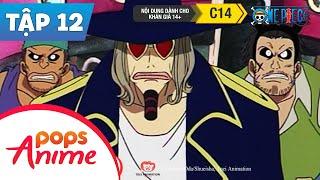 One Piece Tập 12 - Đấu Với Thủy Thủ Băng Kuro! Cuộc Chiến Trên Đồi Dốc! - Hoạt Hình Tiếng Việt