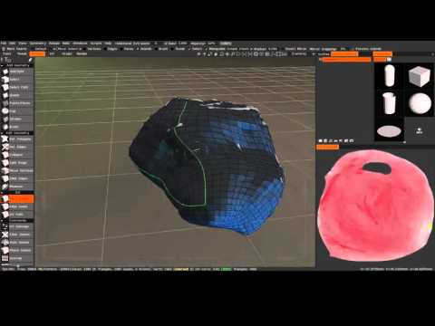 UV Unwrapping - Page 5 - Daz 3D Forums