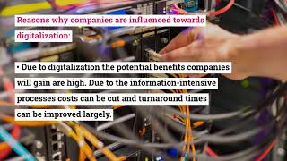 How Network Cabling Company Influence Towards Digitalization?