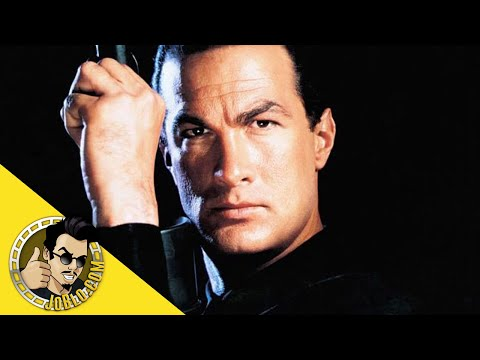 Steven Seagal - MARKED FOR DEATH (1990) Review - Reel Action