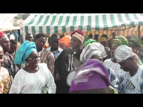 Remo Talking Drum in Yorubaland.