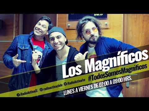 Los Magníficos - Estación Total
