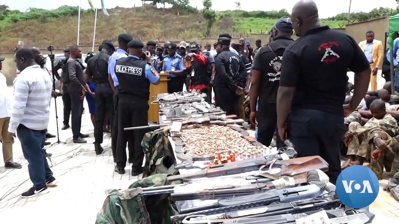 Με ποινή φυλάκισης η πληρωμή λύτρων στη Νιγηρία