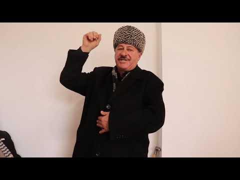 Обращение члена Совета  тейпов ингушского народа  Магомеда Мальсагова (видео)