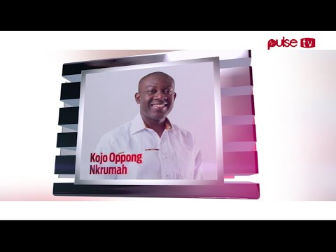 Meet the Boss: Kojo Oppong Nkrumah: My time to lead