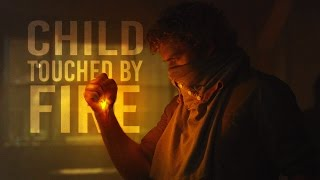 Danny Rand | Child Touched by Fire