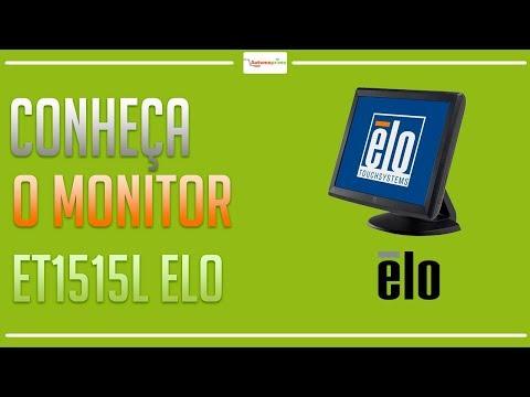 Este é o Monitor Touch Screen ET1515L Elo - Conheça aqui na Automaprime