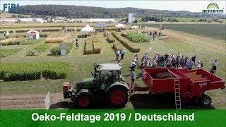 Oeko-Feldtage 2019, Staatsdomäne Frankenhausen Rückblick