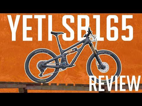 Yeti SB165 | Freeride lebt weiter | Bike Review
