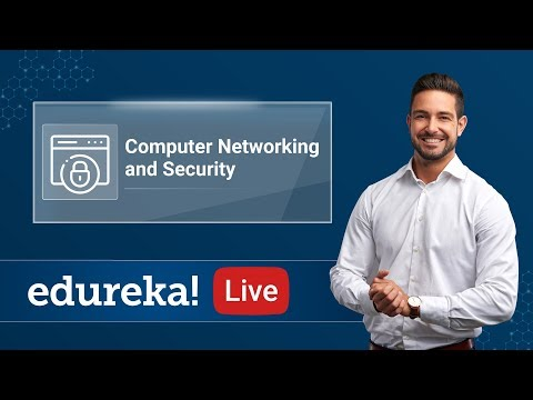 Computer Networking and Security | Cybersecurity Training ...