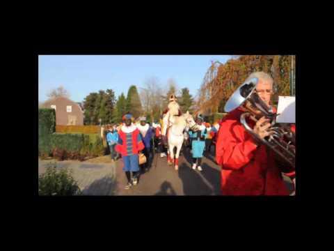 Intocht Sinterklaas Boxmeer
