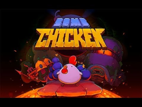 Bomb Chicken Nintendo Switch Trailer thumbnail