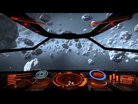 Advanced Voice Attack profile for Elite: Dangerous