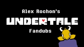 Undertale Dubs - Meeting King Asgore
