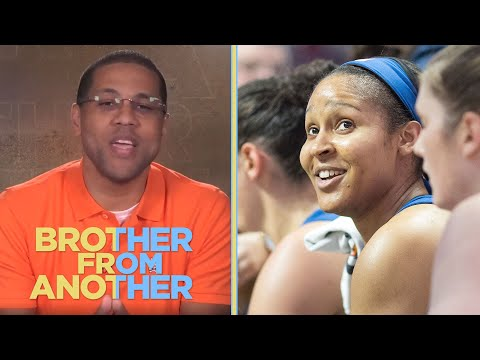 Maya Moore's activist journey now includes love story   Brother from Another   NBC Sports