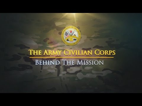 The Army Civilian Corps – Behind the Mission Screenshot