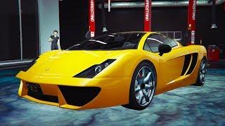 Обзор автомобиля: Pegassi Vacca. Она сможет. GTA Online.