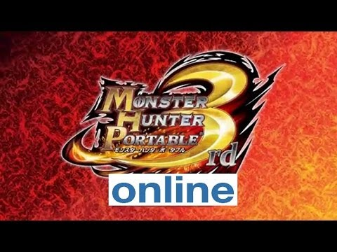 monster hunter portable 3rd psp online