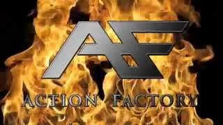Action Factory   Fire Stunt Gel Demo