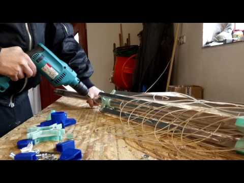 Work with the HP1621 Makita Drill