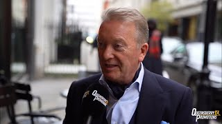 """""""TYSON FURY WILL STOP DEONTAY WILDER. HE'LL BE TOO MUCH FOR HIM IN EVERY DEPARTMENT!"""" 